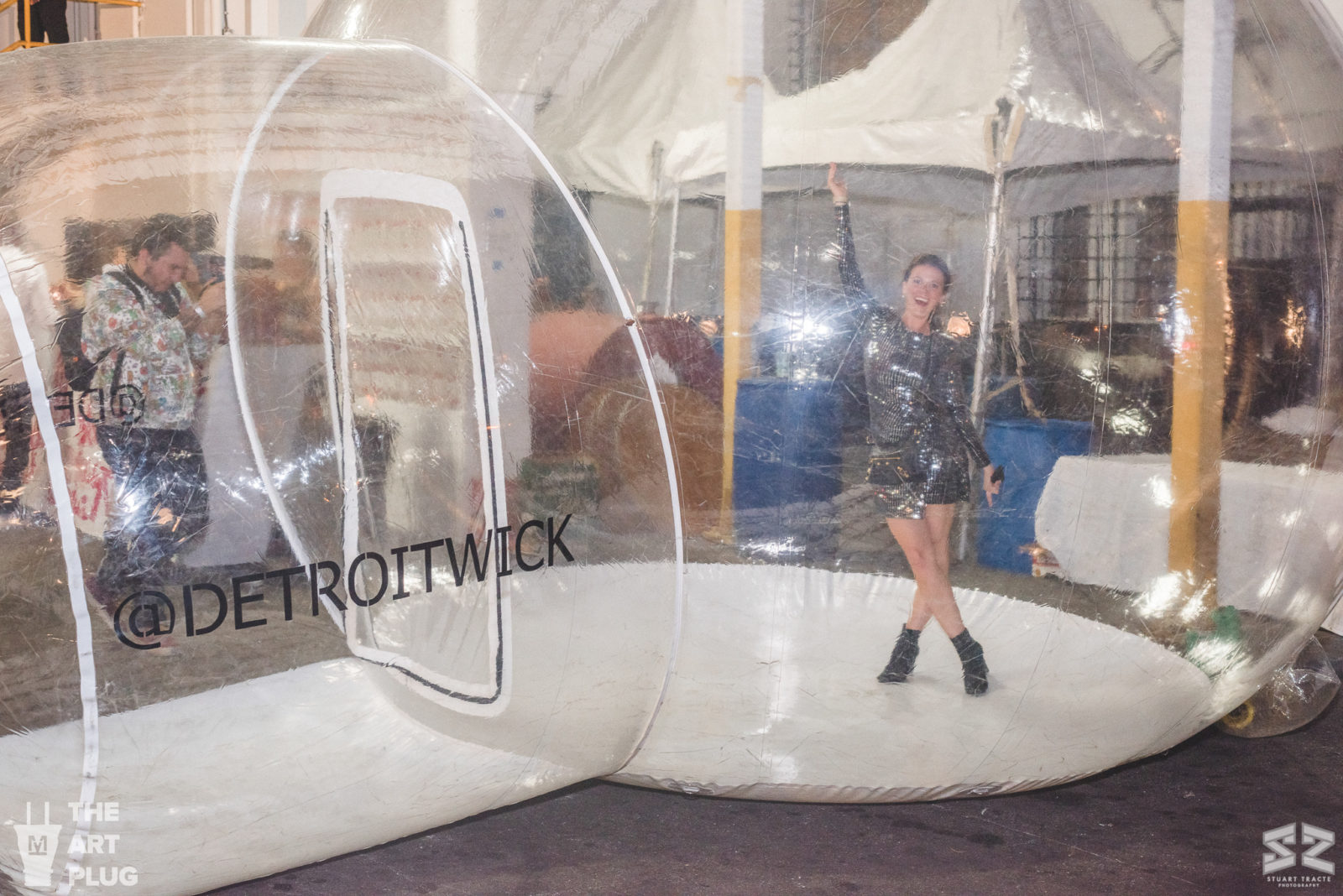 DetroitWick – Scent Bubble at The Art Plug Power House
