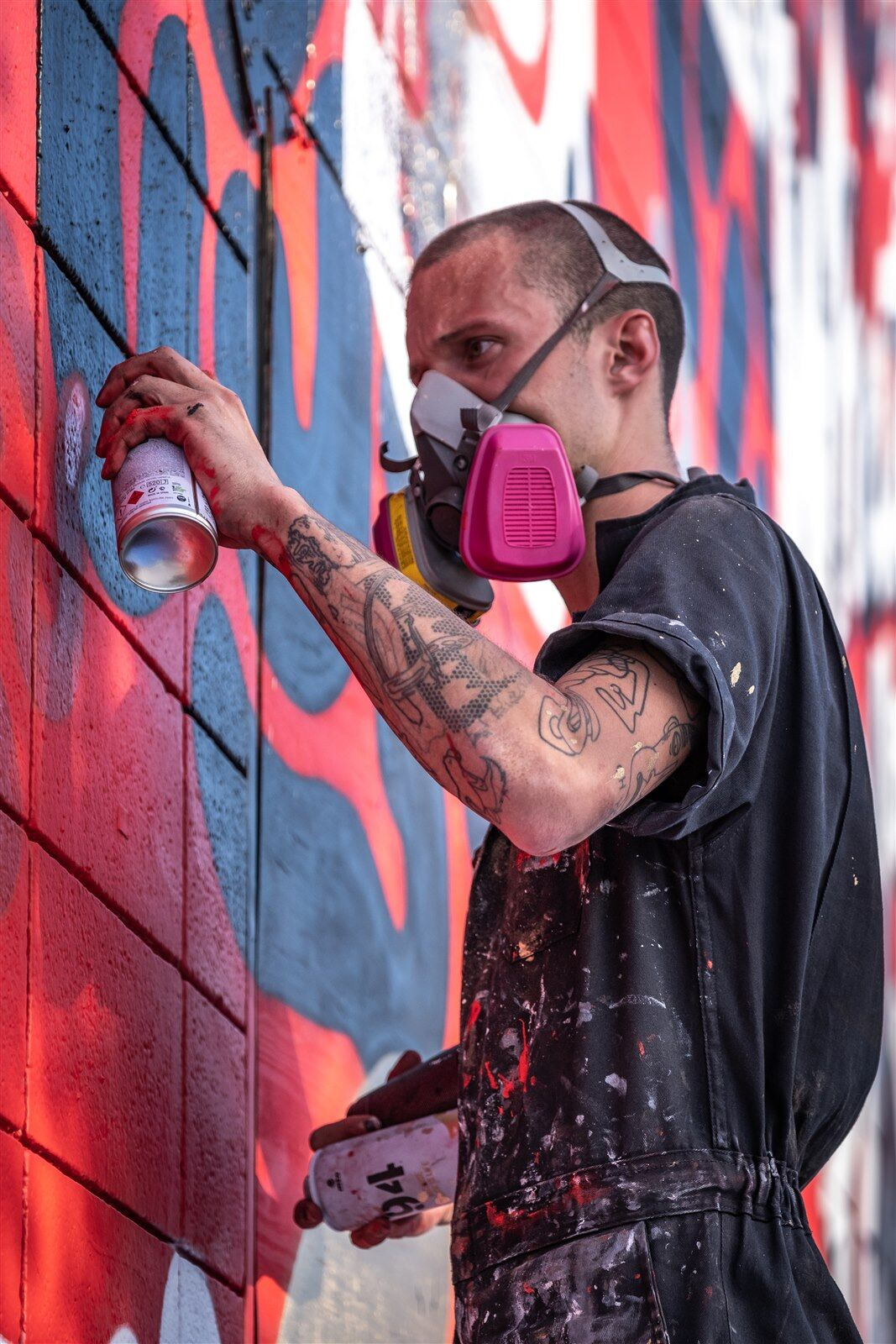 "Lefty Out There – Stoli ""Loud & Clear"" Mural (Las Vegas)"