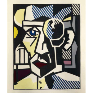DR WALDMANN, by Roy Lichtenstein